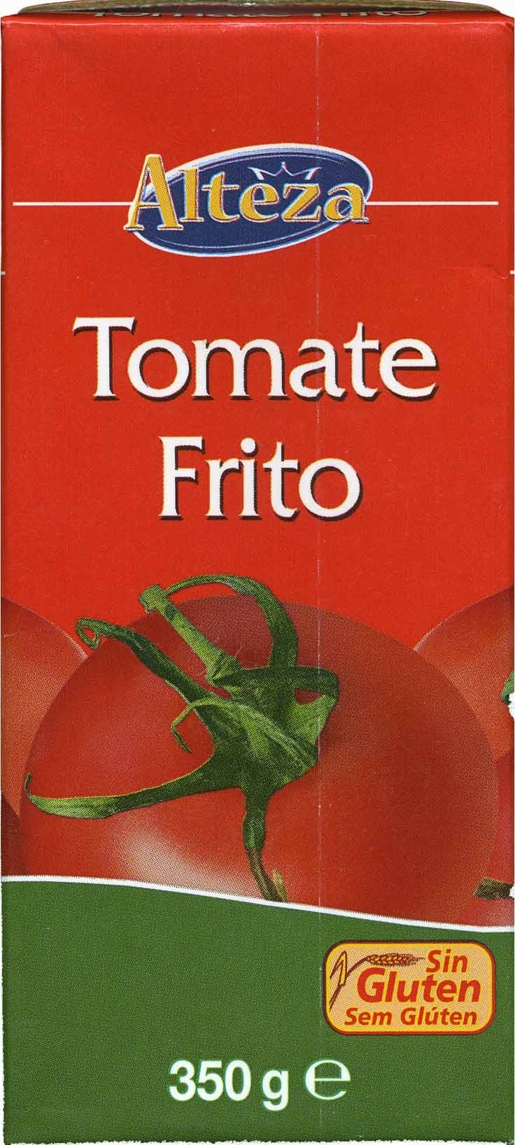 "Tomate frito ""Alteza"" - Produit - es"