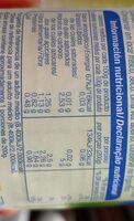 Tomate entero pelado - Nutrition facts