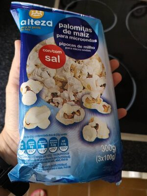 Palomitas de maiz para microondas - Product