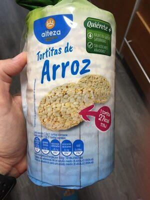 Tortitas de arroz