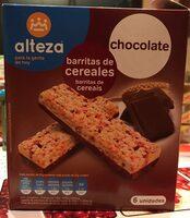 barritas de cereales - Producte