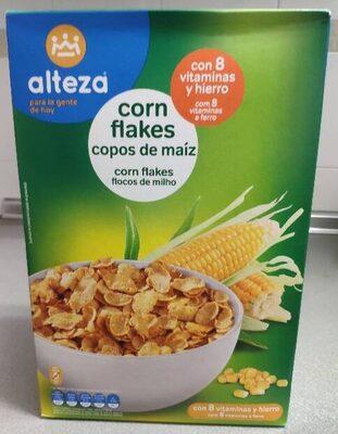 Corn flakes copos de maíz alteza - Producte