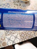 Galletas rellenas - Ingredientes