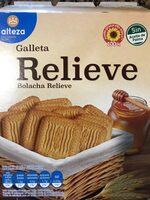 Galleta Relieve - Product