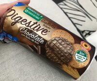 Galleta digestive chocolate con leche - Product - es