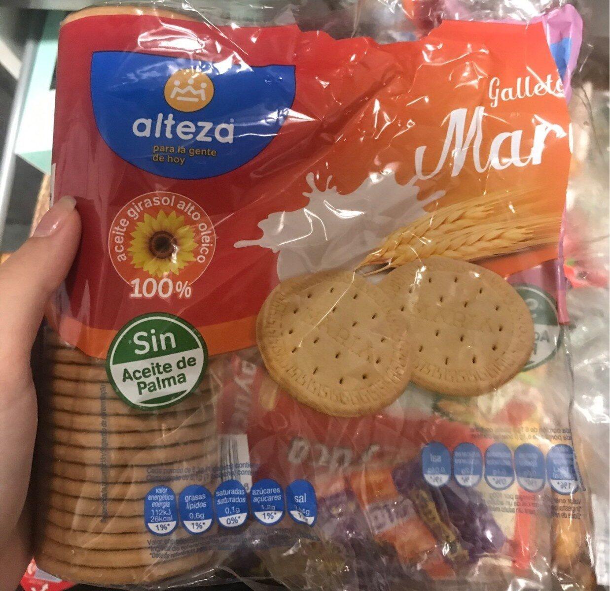 Galletas María alteza - Product - es
