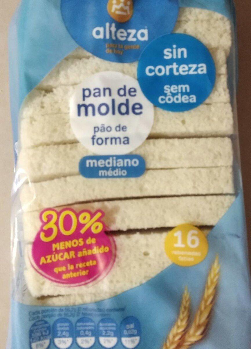 Pan de molde 450 gr. - Producto - es
