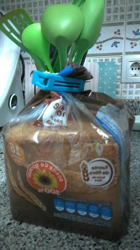 Pan de molde integral - Produit