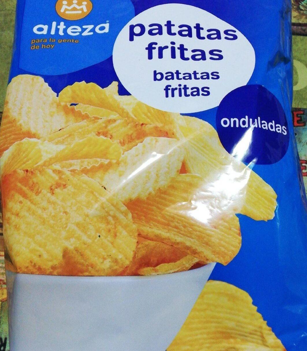 Patatas fritas - Producto - es