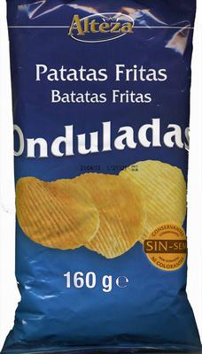 """Patatas fritas onduladas """"Alteza"""" - Producto"""