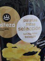 Patatas frutas extracrujientes - Produit - es