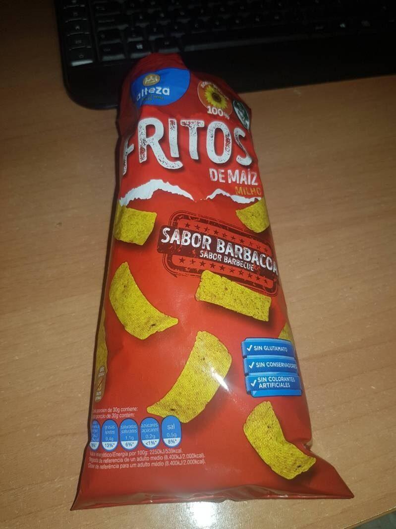 Fritos alteza - Product - es