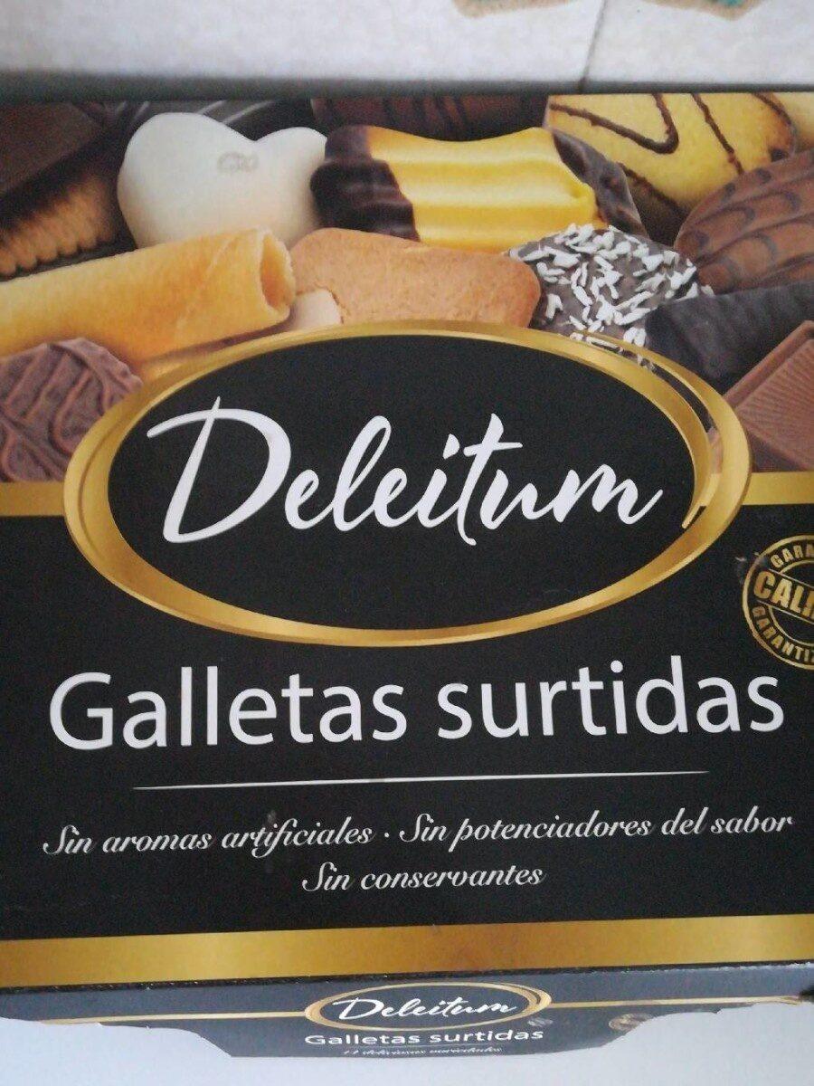 galletas surtidas - Producto