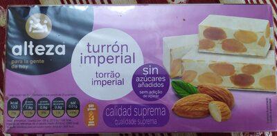 Turrón imperial - Producto - es