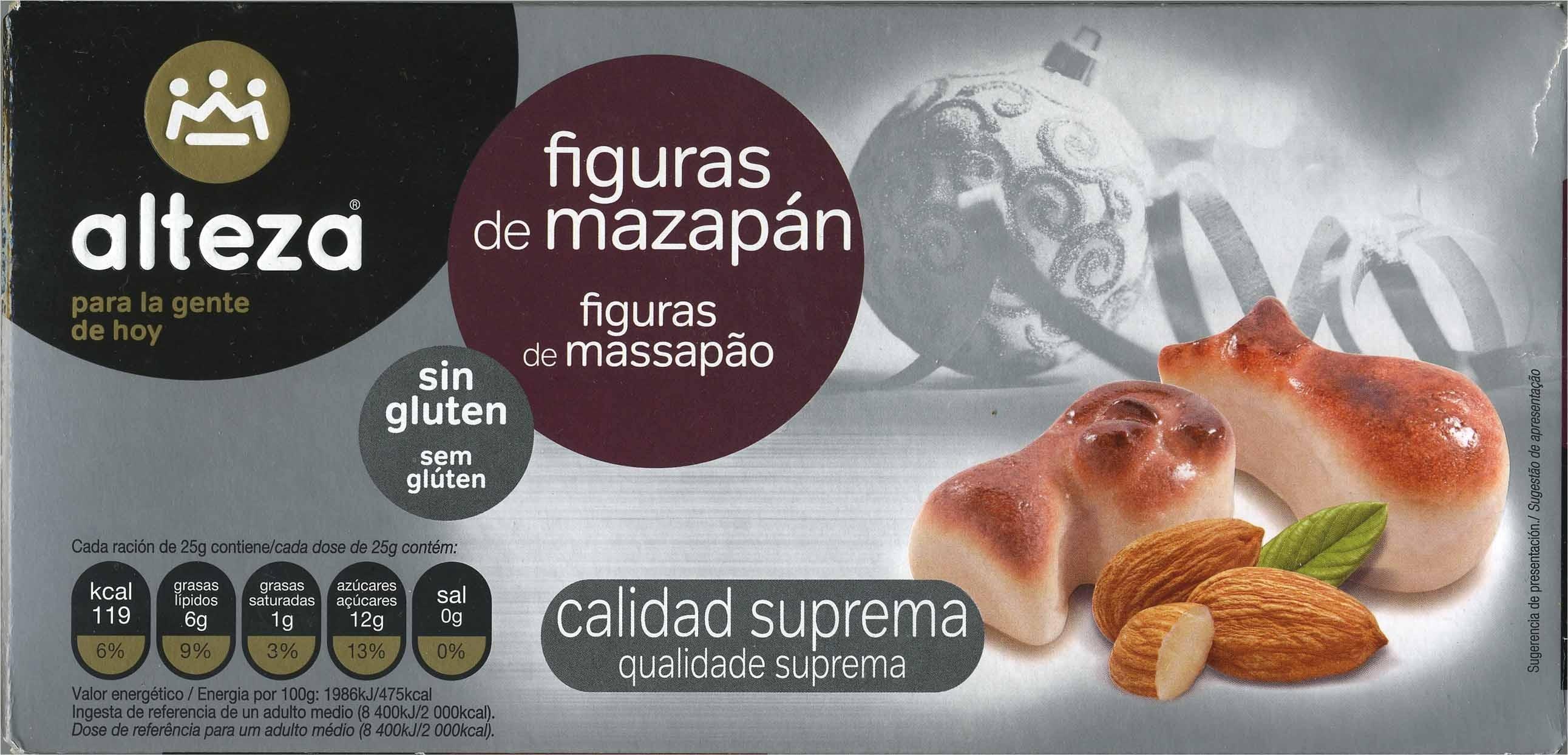 Figuras de mazapán - Product - es