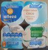Yogur sabor coco - Producto