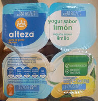 Yogur sabor limon - Product - es