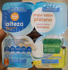 Yogur platano - Producto