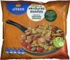 Salteado de verduras asadas - Producto