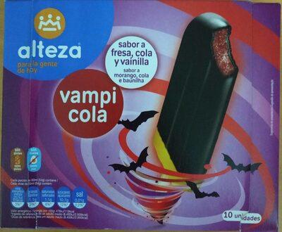 Vampi cola - Producte