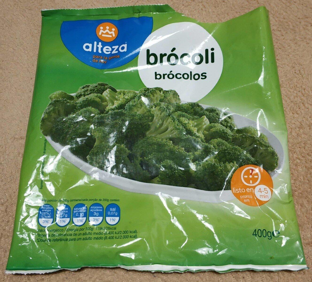 Brócoli - Produit