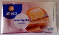 Mantequilla alteza - Producto - es