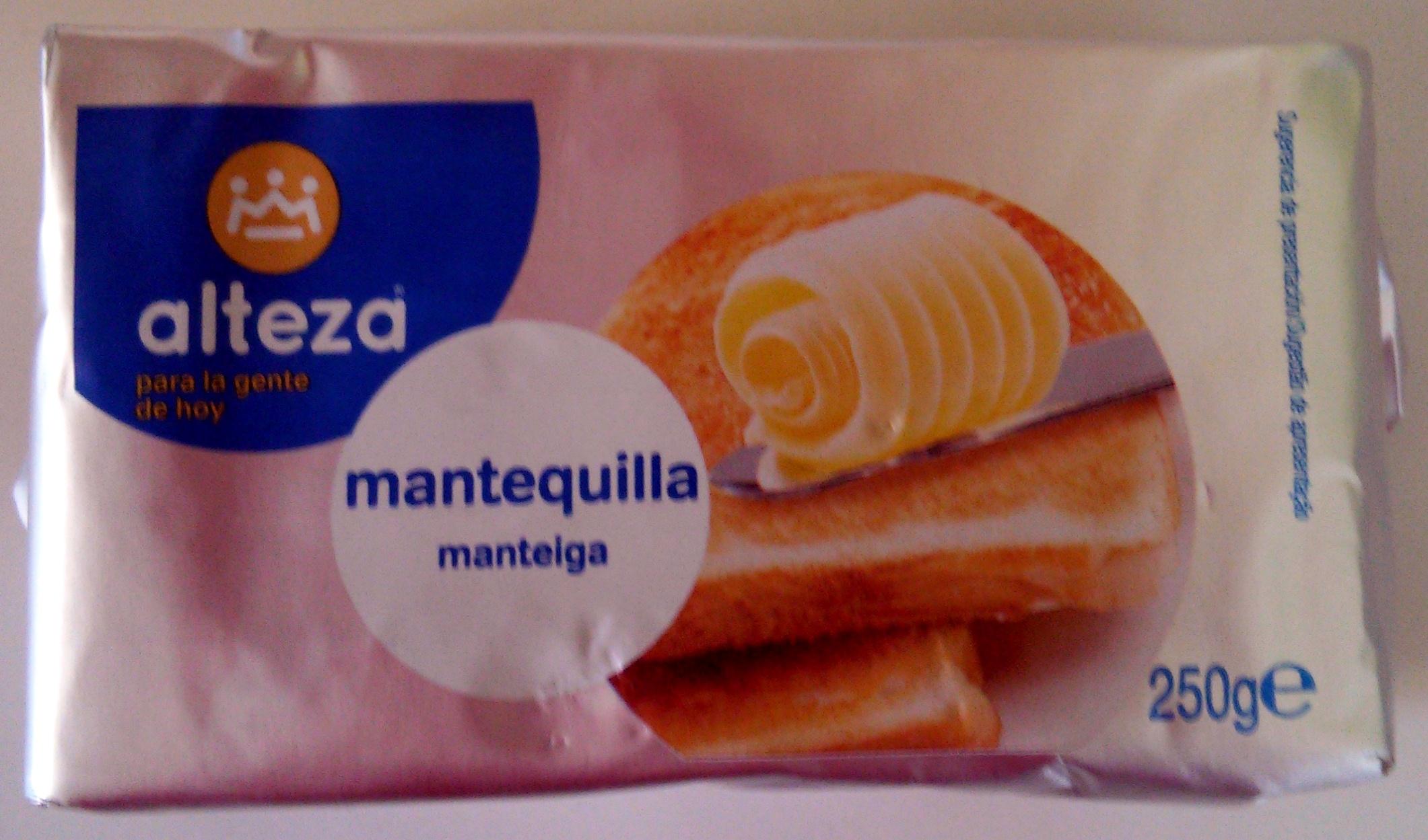 Mantequilla alteza - Producte - es