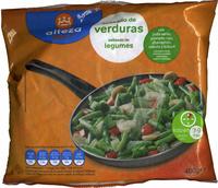 salteado de verduras - Producte