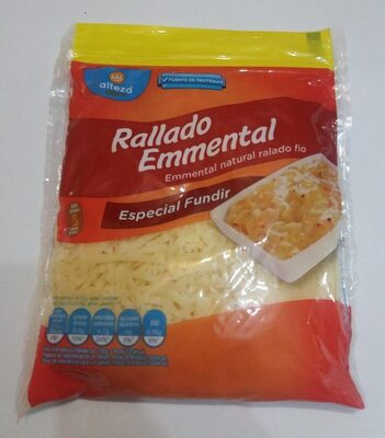 Rallado Emmental - Produit - es
