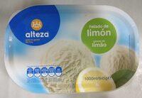 Helado de limón - Producte