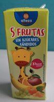 Zumo 5 frutas - Produit - es
