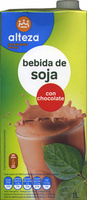 Bebida de soja con chocolate - Producte