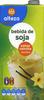 Bebida de soja Sabor vainilla - Producto