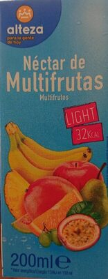 Néctar de Multifrutas light - Producto