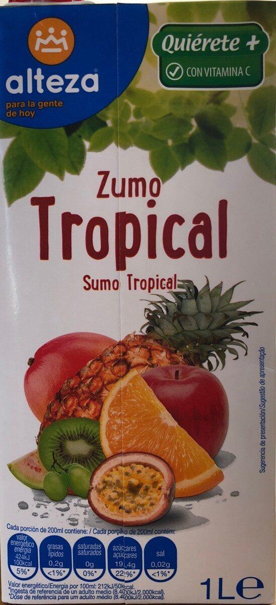 Zumo tropical - Producto - es