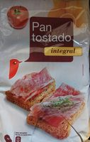 Pan Tostado Integral - Producto - es