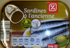 Sardines à l'ancienne - Product