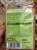 Organic crisp read emmental & pumpkin seeds - Produit