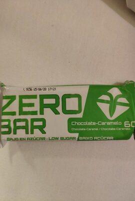 Bar zero chocolate-caramelo - Product