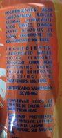 Naranja - Ingrediënten - de