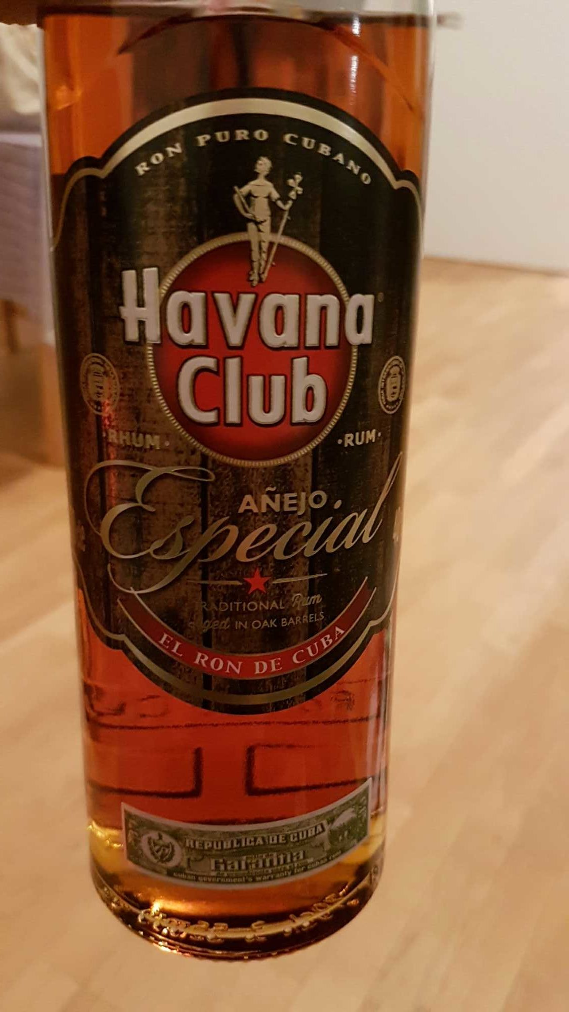 Havana Club Añejo Especial - Product - fr