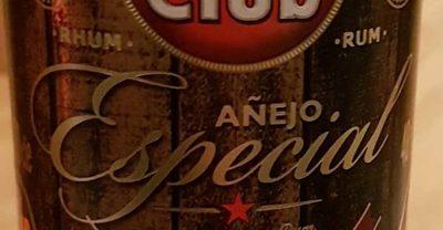 Havana Club Añejo Especial - Ingredients - fr