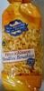 Pâtes d'Alsace Nouilles Bouclées (7 Œufs Frais par kilo de semoule) - Product