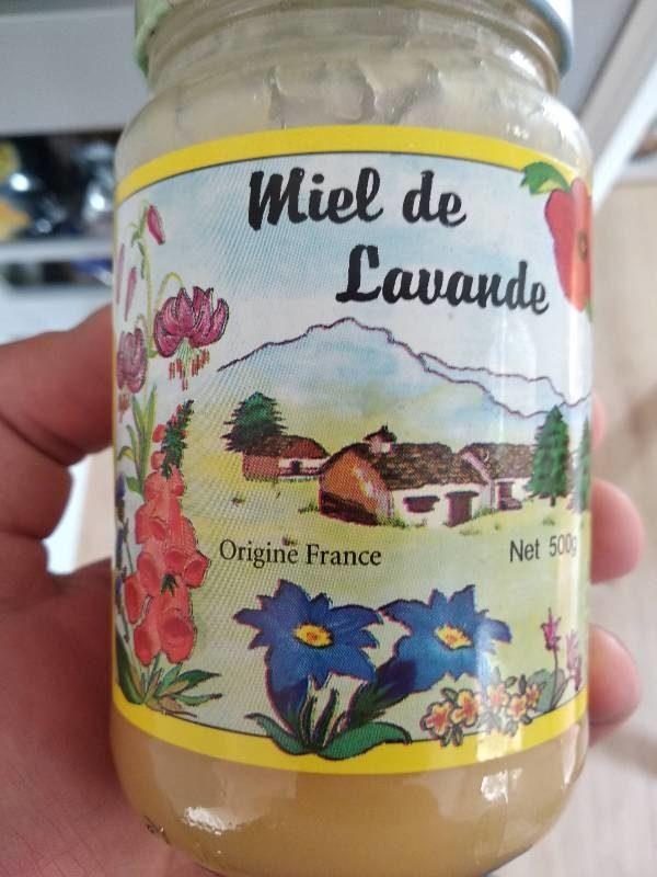 Miel de lavande - Producto