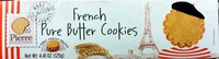 French pure butter cookies - Product - en
