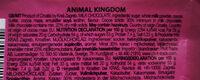 Animal Kingdom - Nutrition facts - en
