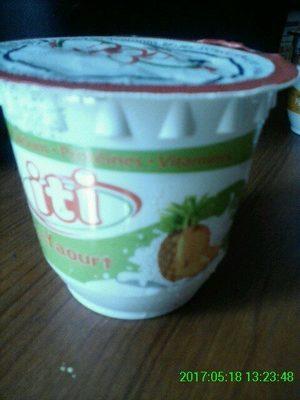 Yaourt ITI Ananas - Produit