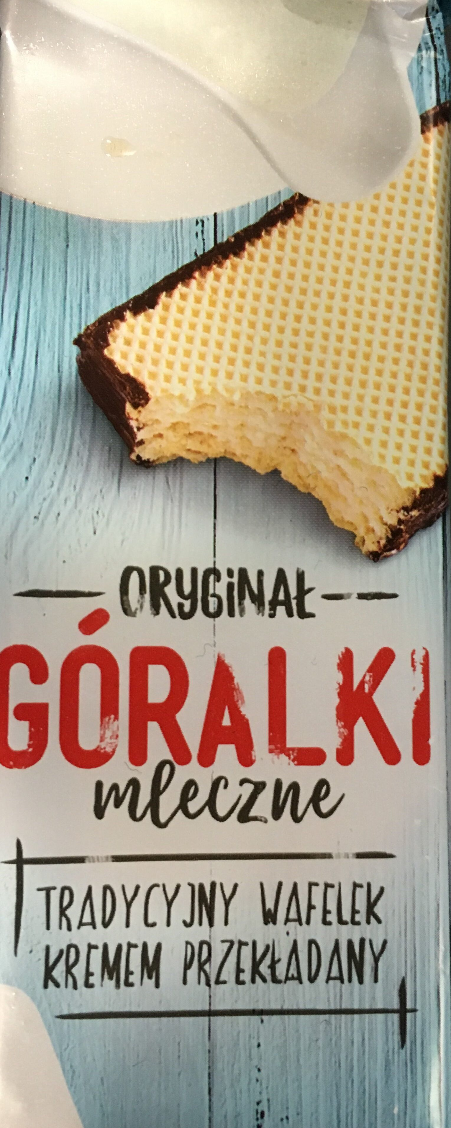 Góralki Mleczne - Produkt - pl