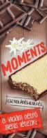 MOMENTS csokoládés-kakaós - Product - en