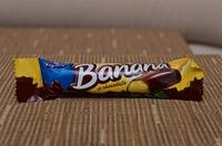 Banana in chocolate - Produit